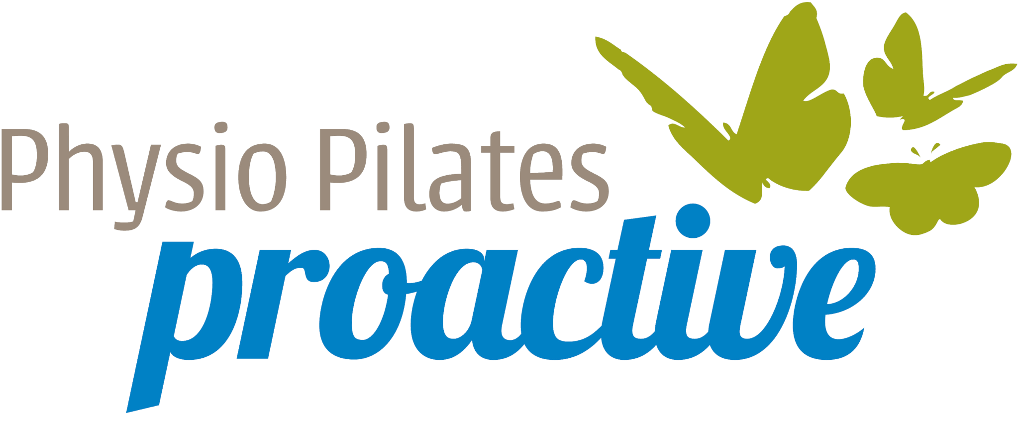 Physio Pilates Proactive Logo