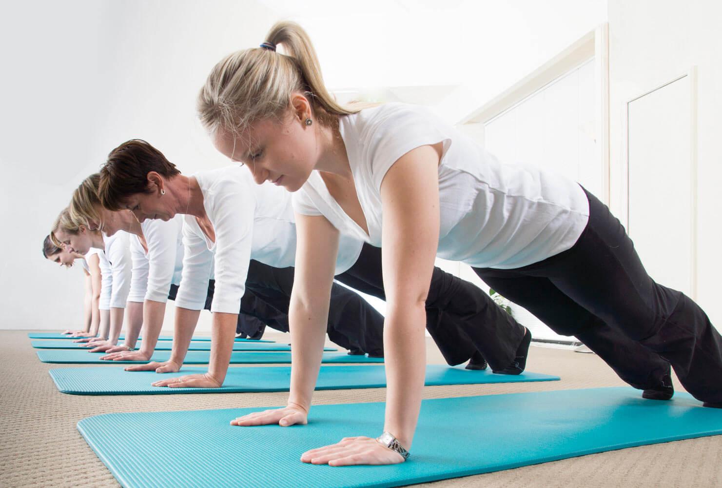 Pilates Equipment Class Adelaide