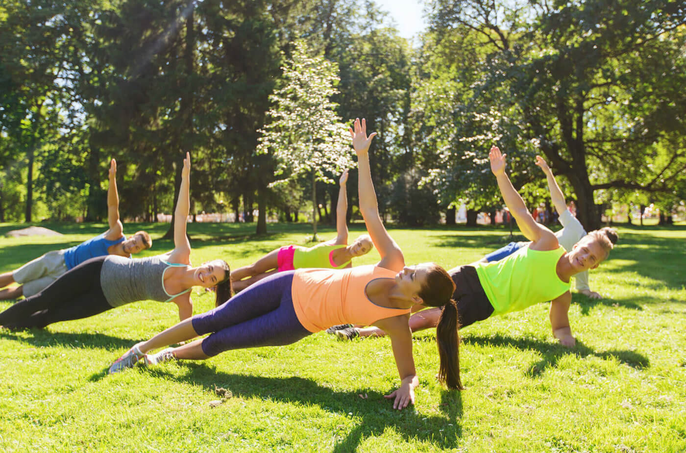 Pilates Park PPP
