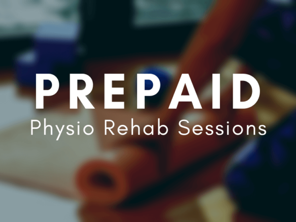 Physiotherapy Rehab Sessions - Pilates Proactive