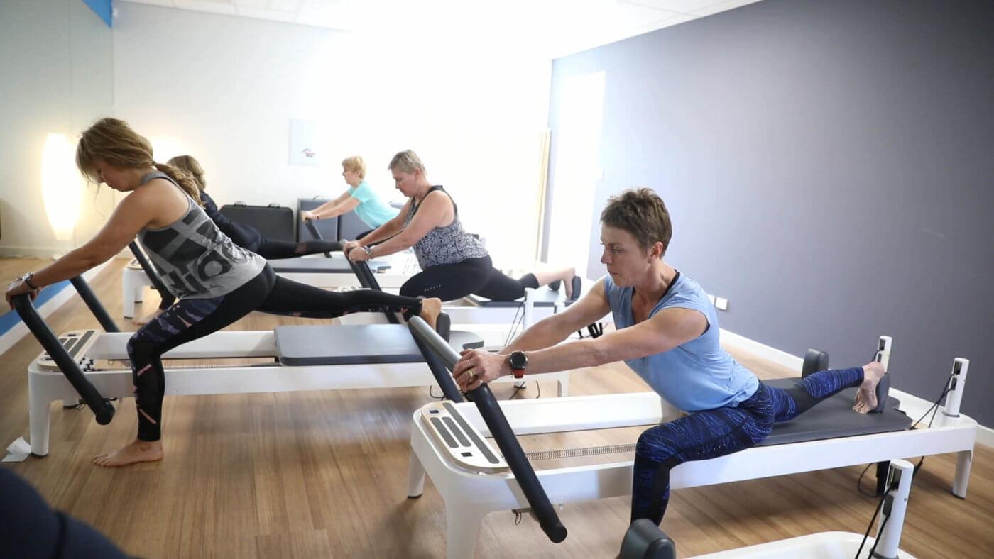 Pilates Reformer Classes Adelaide