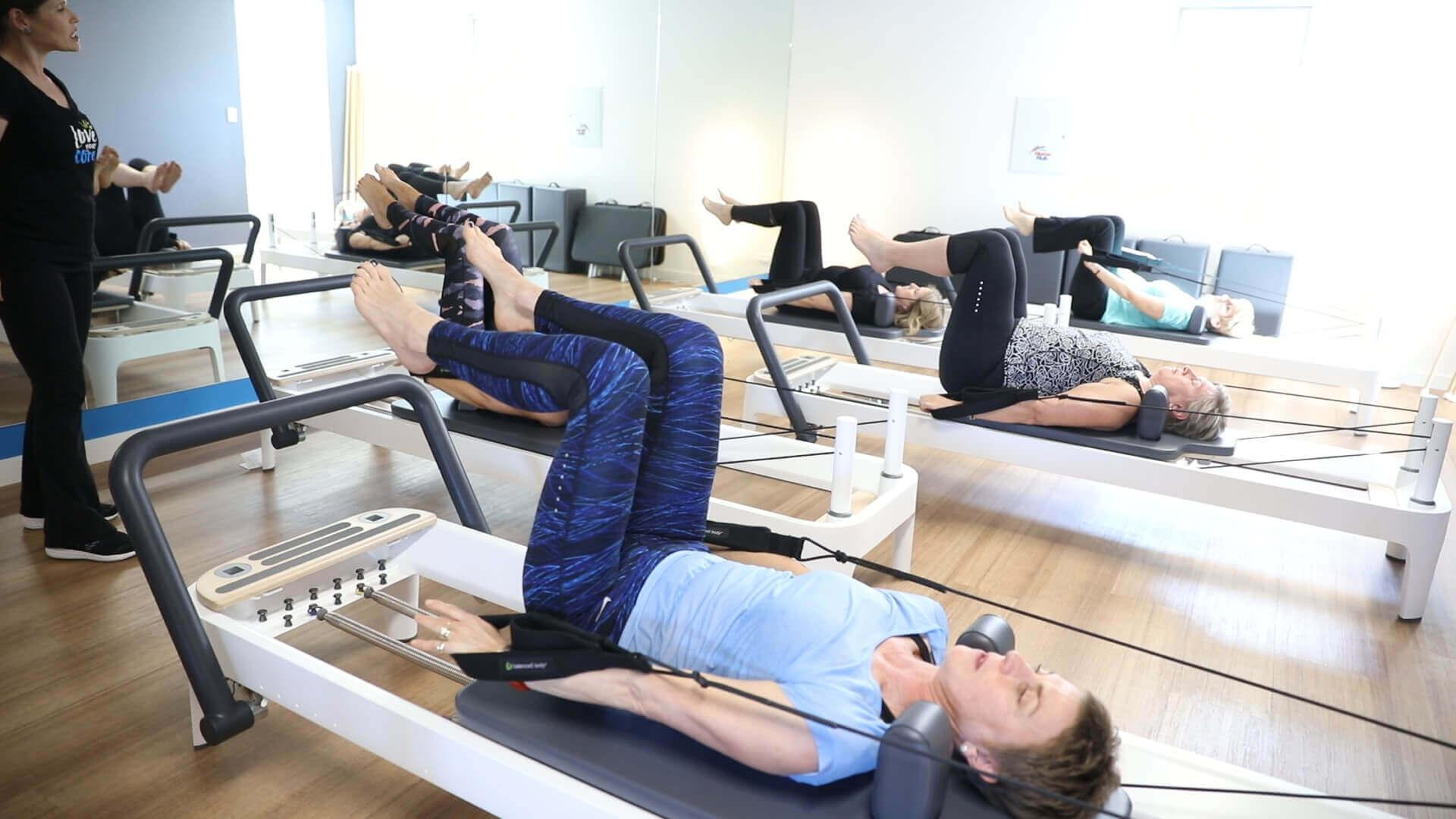 Pilates Adelaide - Pilates Proactive