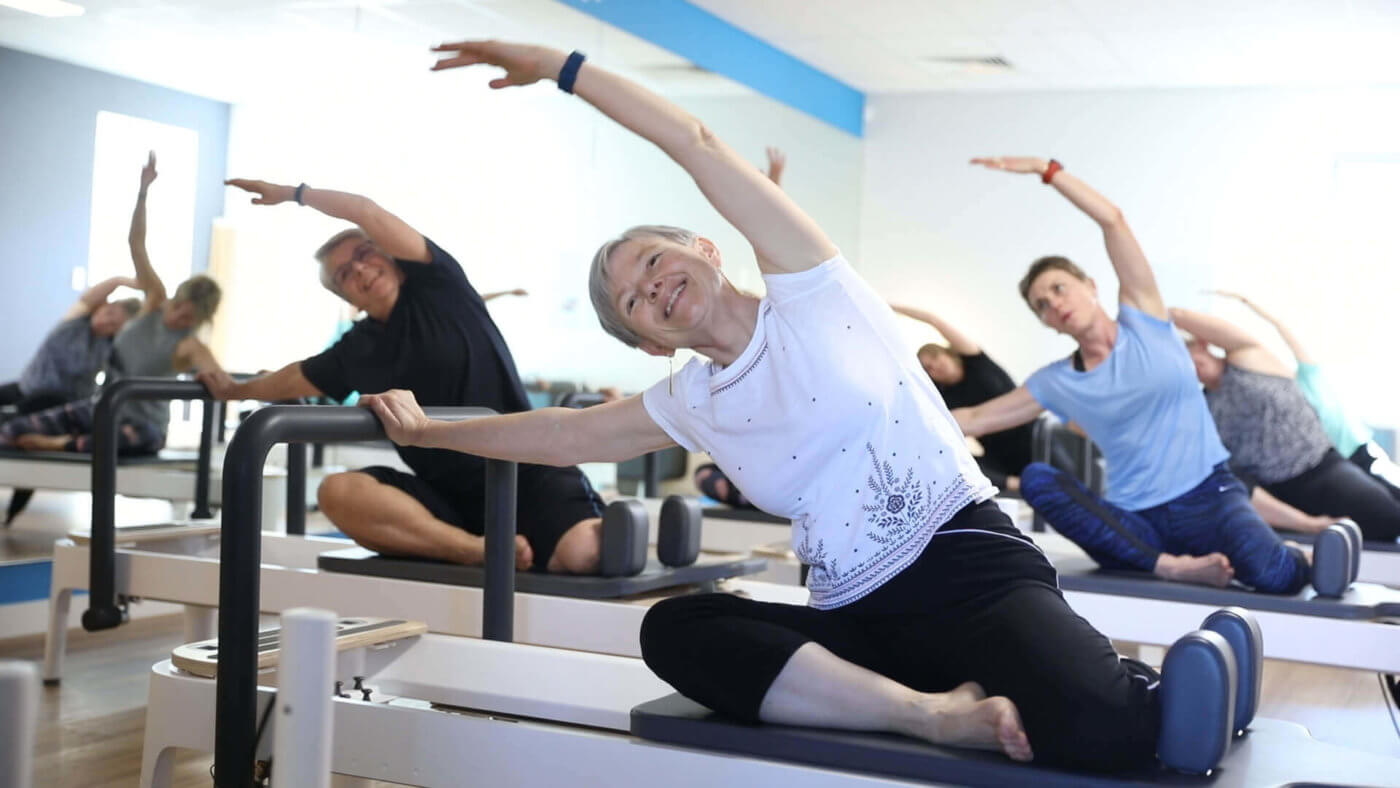 Reformer Adelaide Pilates Proactive