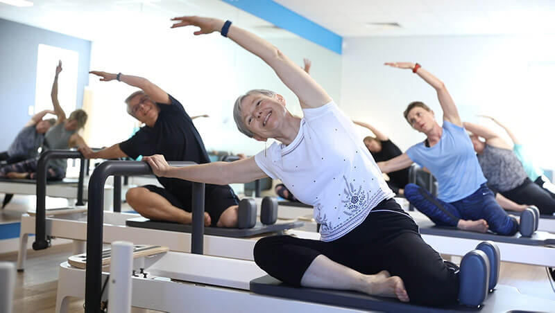 Pilates Reformer Adelaide Physio Pilates Proactive