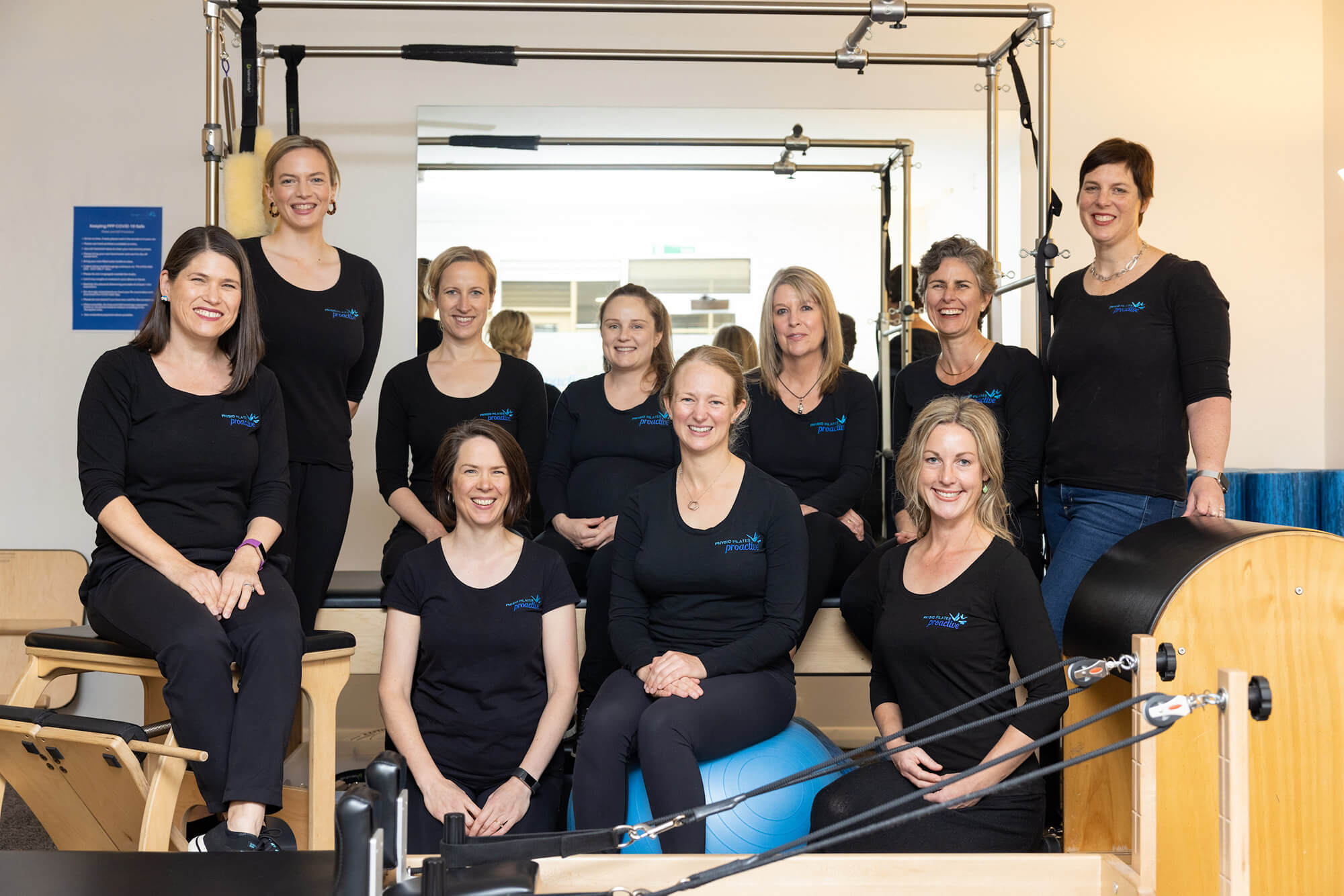 Physio Pilates Proactive Team